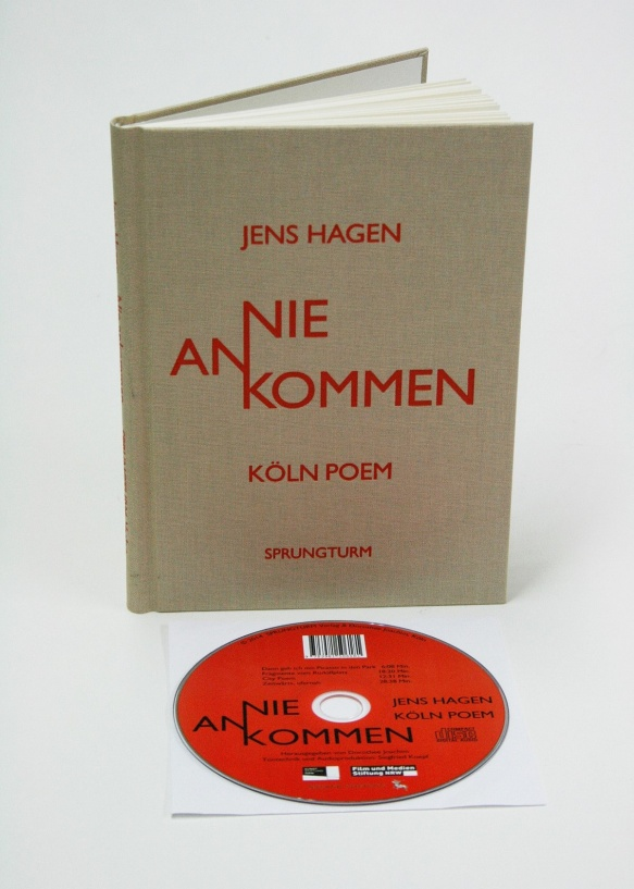 J.HAGEN_NIE-ANKOMMEN
